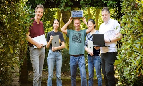 researchers from Germany's University of Münster